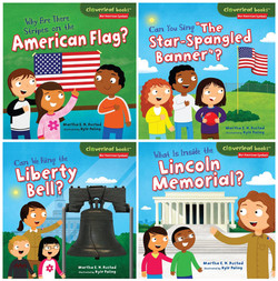 American History Book Series