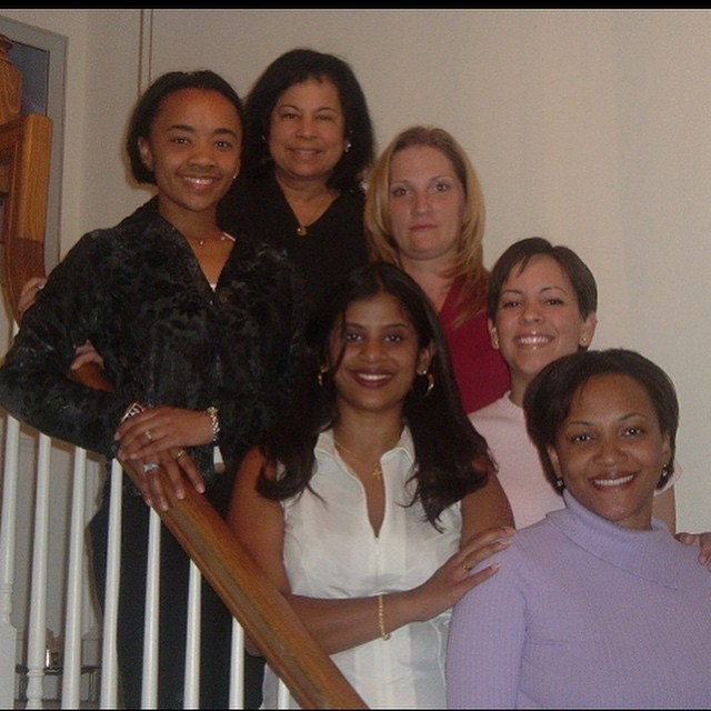 The Beautiful Founders of the Xi Theta Chapter established April 16, 2004 #XiThetaTNX