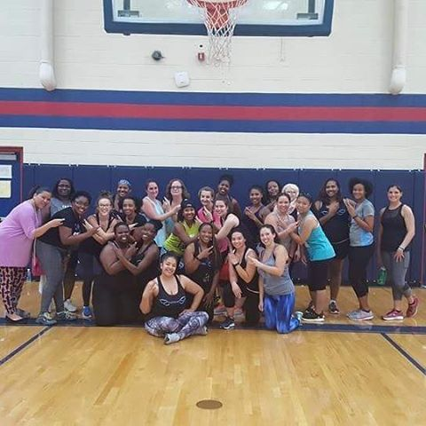 Thank you to all the sisters, instructors, vendors, and community supporters that attended Zumbathon