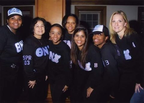 On this Theta Nu Thursday we are taking it back to October 30, 2004