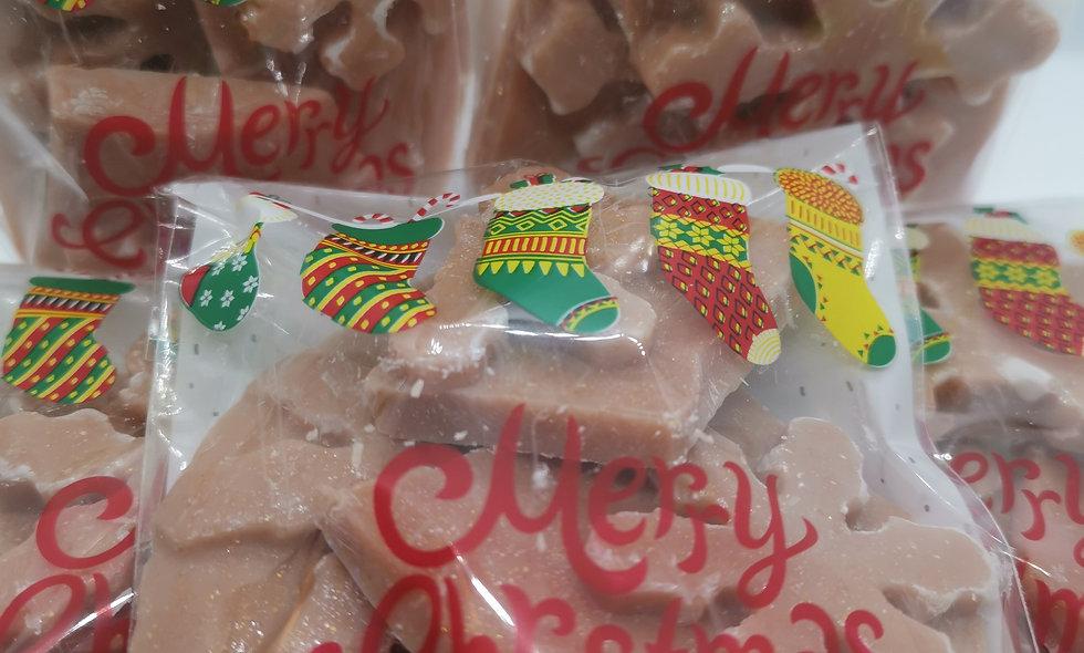 Warm Gingerbread Brittle