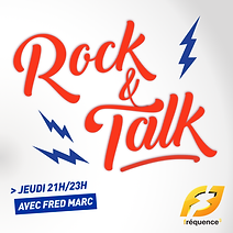 Rock and Talk Fréquence 3 Fred Frederic Marc Whico Skyla
