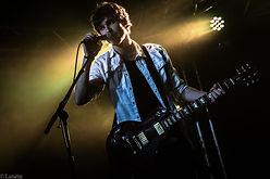 Alex Dusii chanteur guitariste rock whico skyla