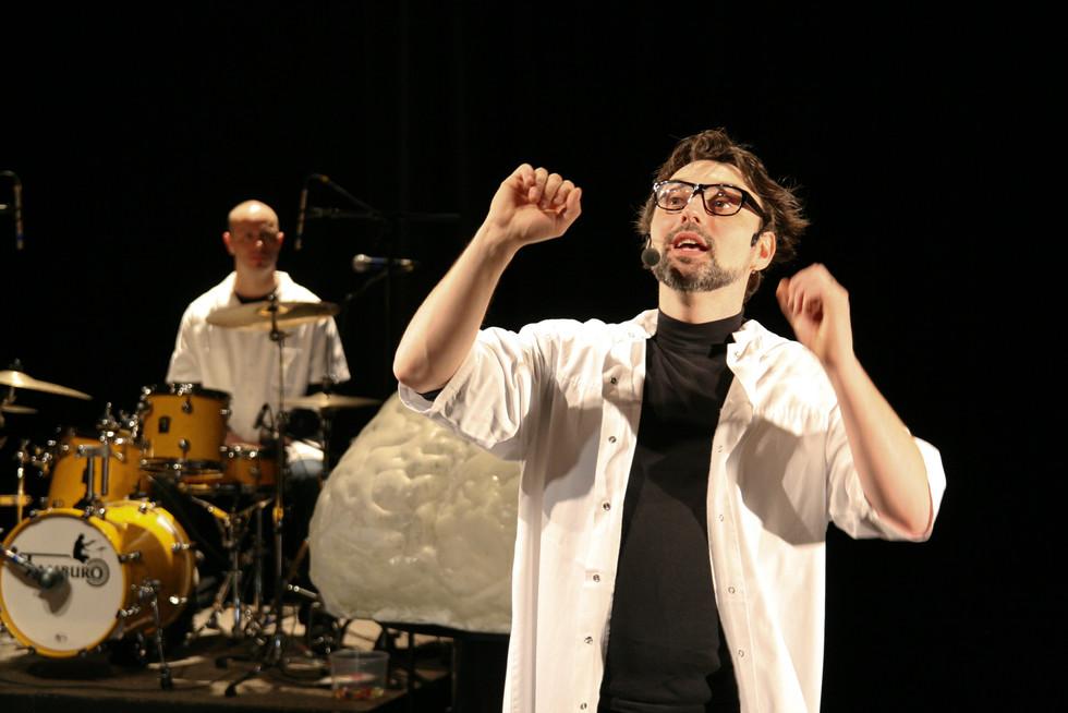 Conférence cerveau et musique Bizzotto