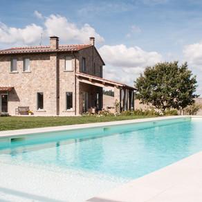 8 luxe en unieke vakantiehuizen met privé zwembad in Italië