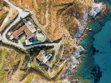 Griekenland - Mèlisses - Andros