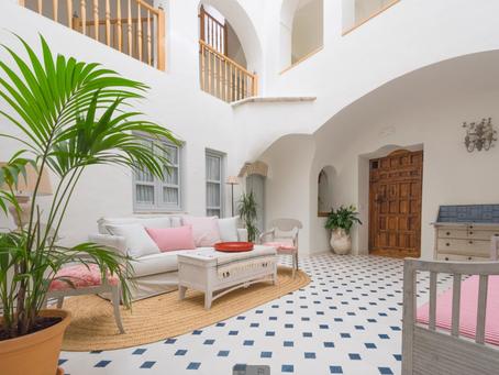 Spanje - Casa Shelly - Andalusië