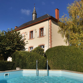 6 x luxe vakantiehuizen met privé zwembad in Frankrijk