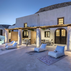 Griekenland - Canava Villas -Santorini