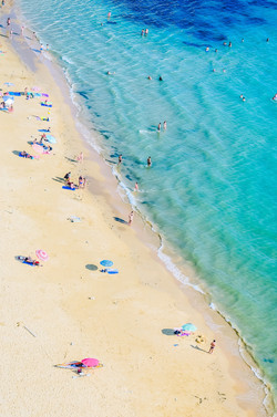 zomervakantie strand
