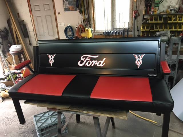 Ford tailgate bench seat