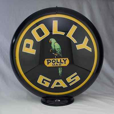 Polly Gas gas pump globe