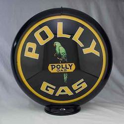 Polly Gas gas pump globe