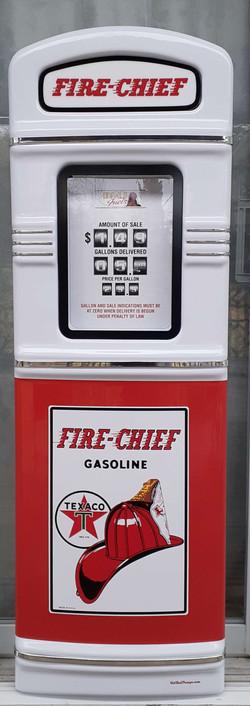 Texaco Fire Chief gas pump