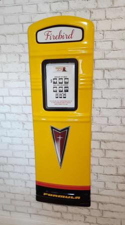 Formula Firebird gas pump front