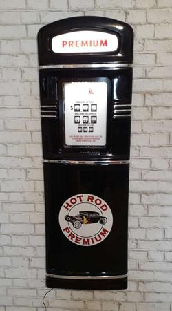 Hot Rod Premium gas pump