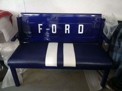 Ford tailate bench seat