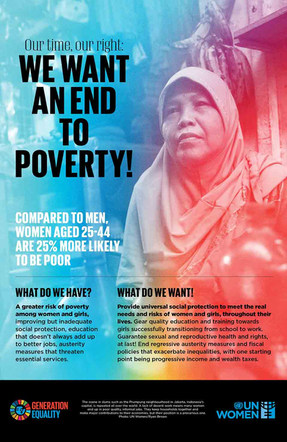 UN Women Generation Equality: Our Time, Our Right!
