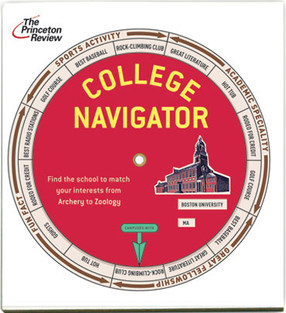 The Princeton Review College Navigator Cover