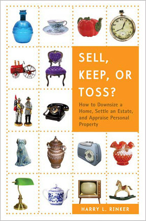 Sell, Keep, or Toss? Cover