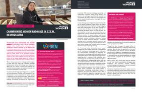 UN Women  Impact Story Newsletter