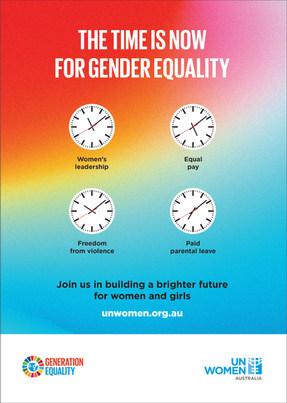 UN Women Generation Equality Conde Nast Ad