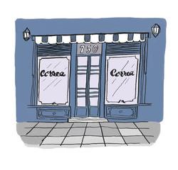Correa shoe store