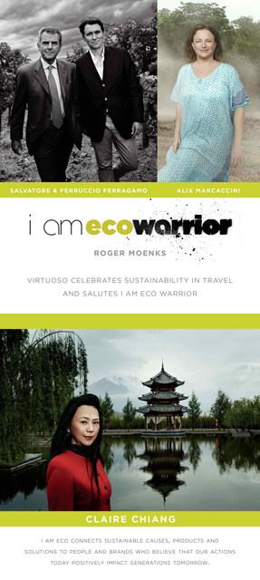 I am eco warrior Ad