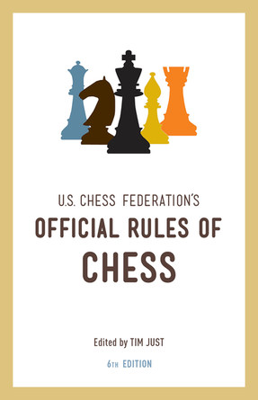 U.S. Chess Federation's Official Rules of Chess Cover