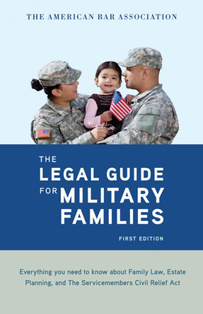 The Legal Guide for Military Families Cover