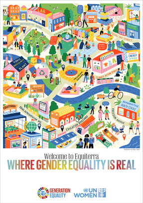 UN Women Generation Equality Equiterra
