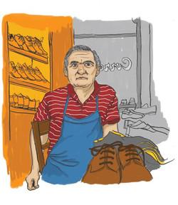 Correa shoemaker