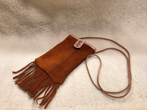 Boho Style fringed Shoulder bag