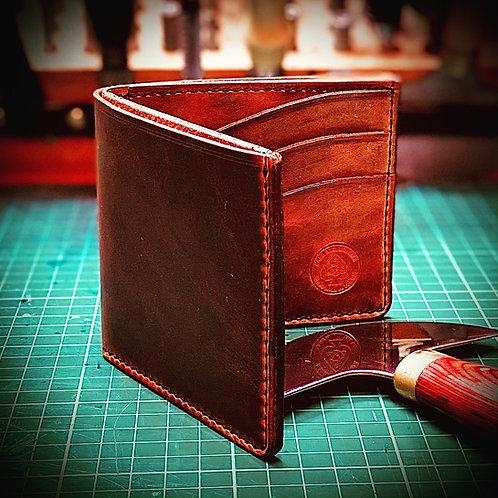 Crazy Horse Bi-fold Wallet