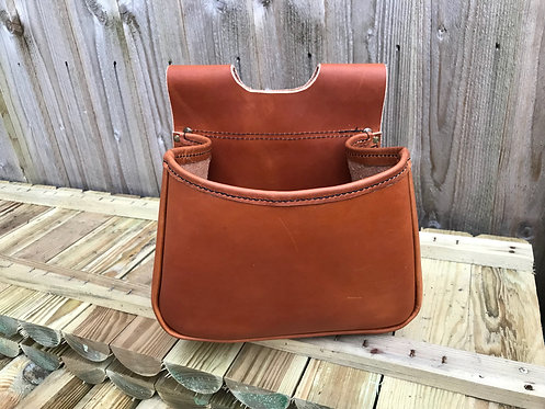 Leather Cartridge Pouch (light tan)