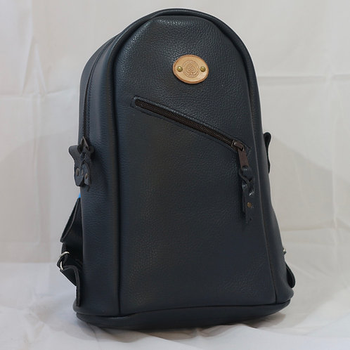 'Lucie' Leather Backpack