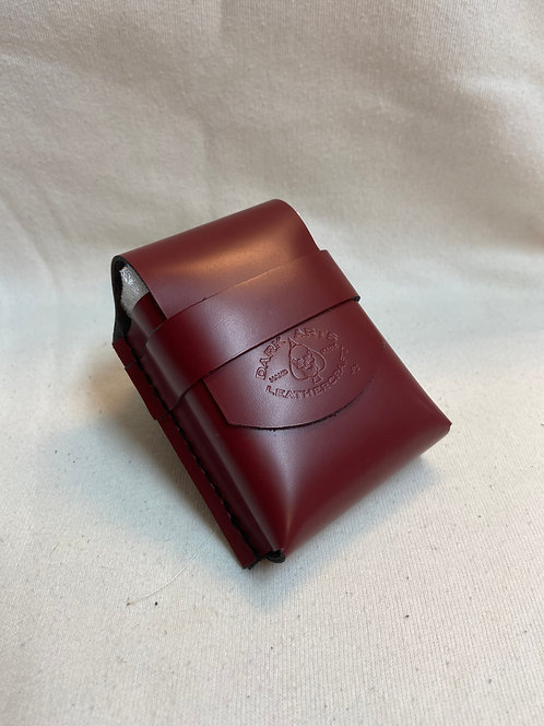 Playing Card Case - Claret