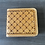 Thumbnail: Leather money clip wallet - Quilted