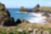 Beach in Cornwall