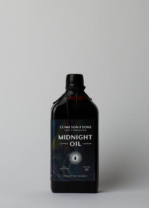 Midnight Oil Coffee Liquor, Climpson & Sons
