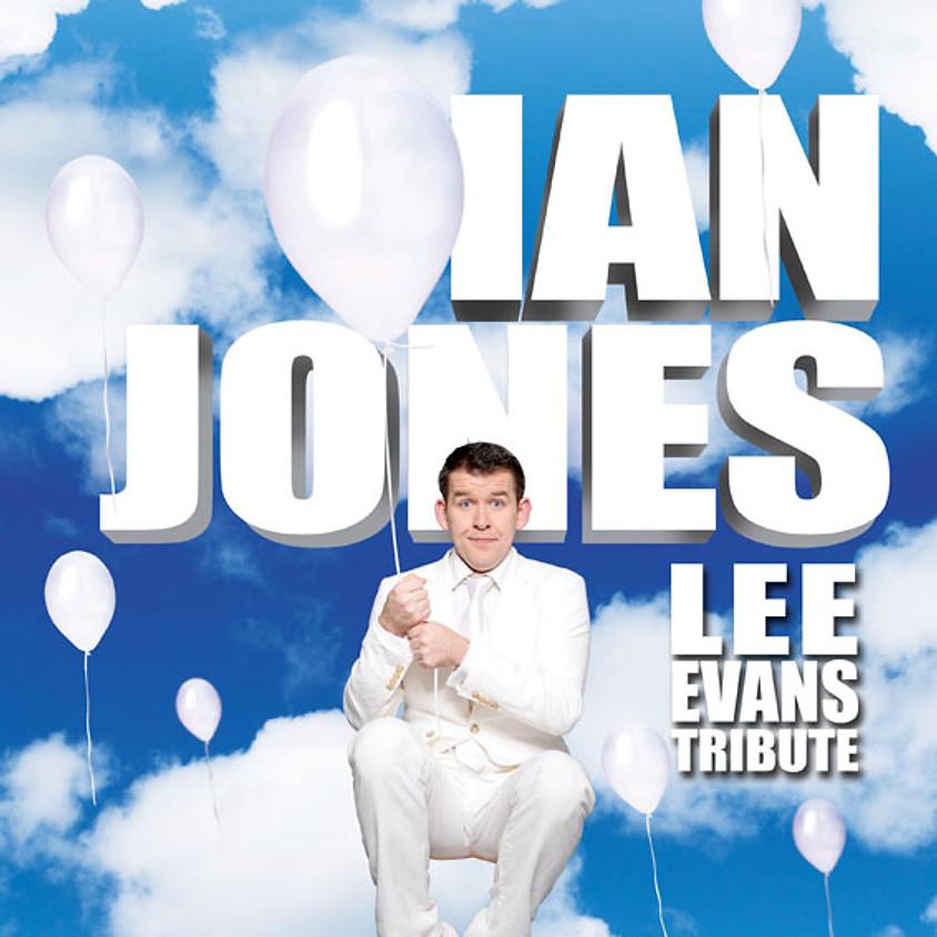 Lee Evans Tribute Ian Jones