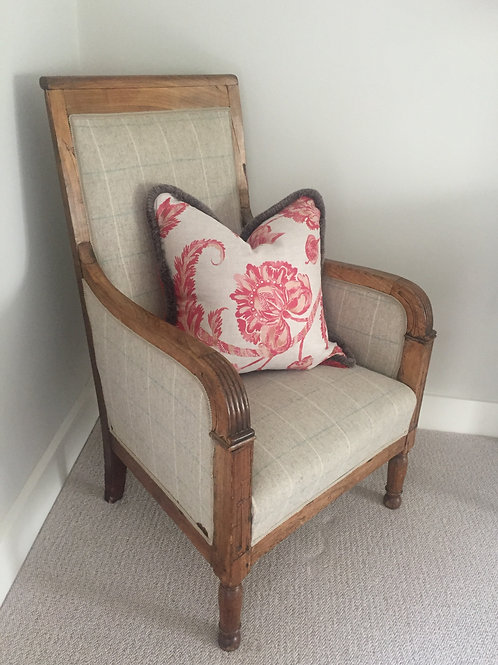 French Fireside Chair      £365.00