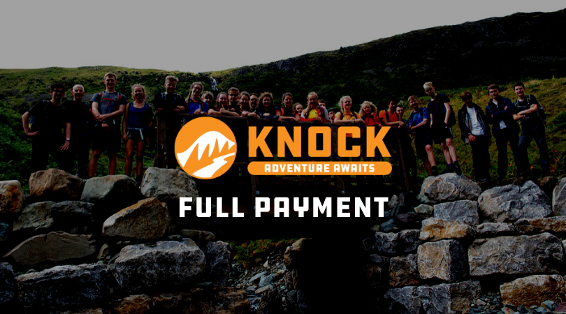 Knock Adventure Holidays (Full Payment)