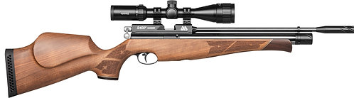 AIR ARMS S400 Carbine Walnut Left Hand