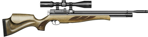 AIR ARMS S410 Rifle Superlite Hunter Green