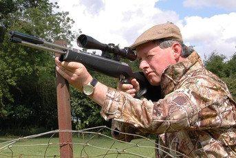 Weihrauch HW97KT SYN STL Spring Piston - Under Lever Air Rifle