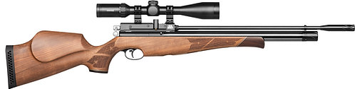 AIR ARMS S410 Rifle Walnut Left Hand