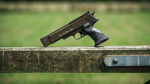 Weihrauch HW45 Bronze Star Spring - Over Lever Pistol