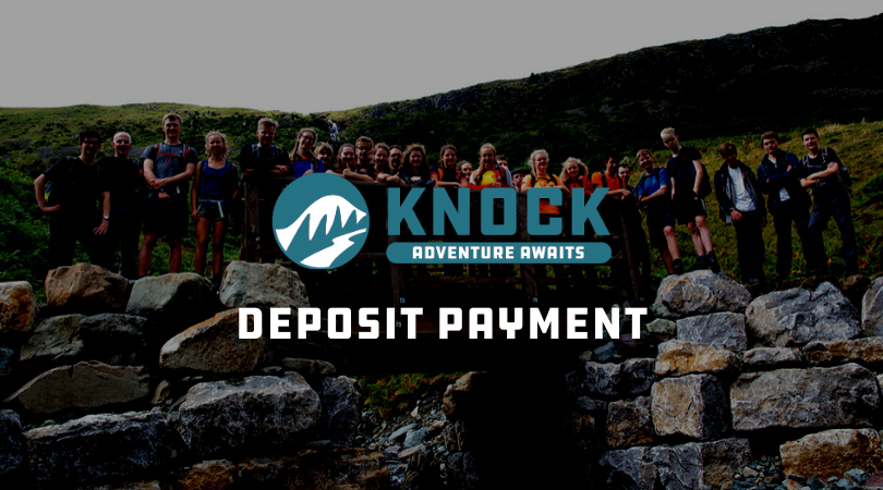 Knock Adventure Holidays (Deposit ONLY)
