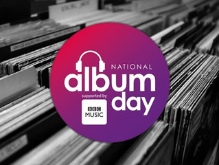 National Album Day 2019